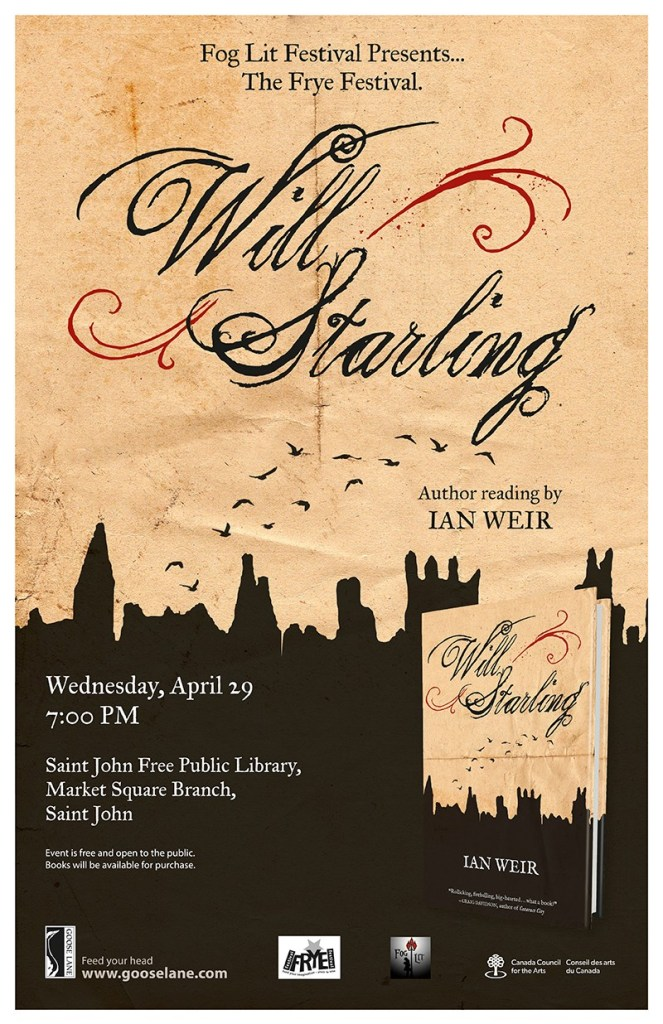 Ian_Weird_Will_Starling_Poster